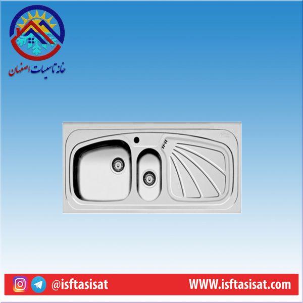 سینک اخوان | سینک ظرفشویی اصفهان | نمایندگی اخوان در اصفهان | خانه تاسیسات اصفهان